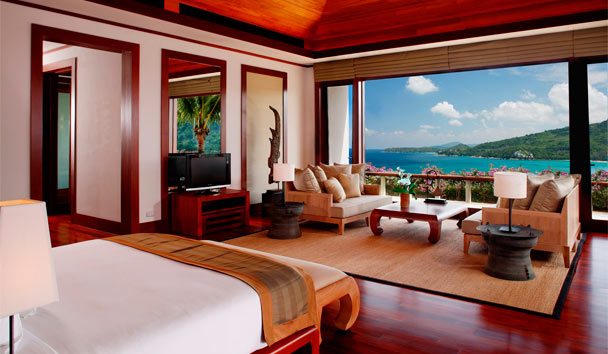Andara Resort & Villas: Suite Interior