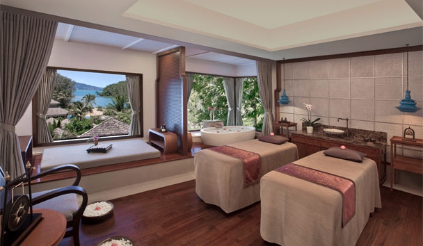 Anantara Layan Phuket Resort: Spa treatment room
