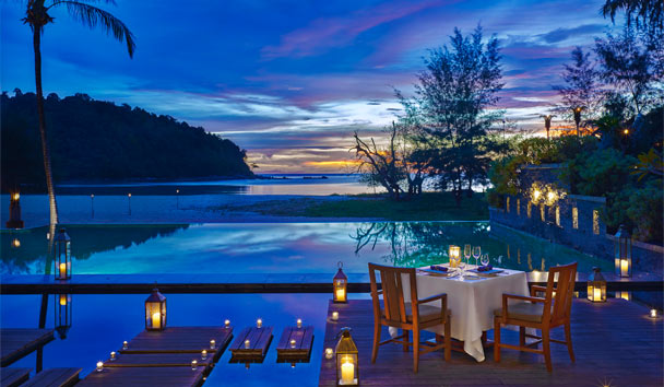 Anantara Layan Phuket Resort: Dining by Design private dinner