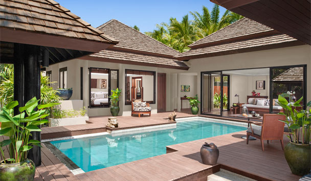 Anantara Layan Phuket Resort: Two Bedroom Pool Villa