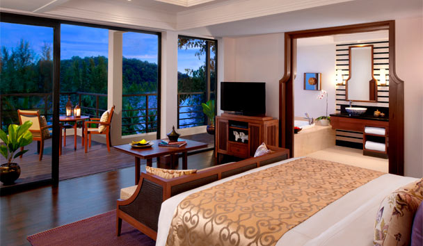 Anantara Layan Phuket Resort: Deluxe Sea View Suite