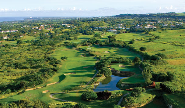 Royal Westmoreland is one of Barbados' best-known courses