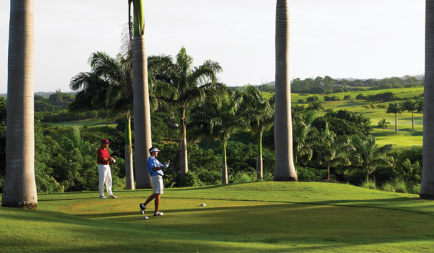 Relish your game at the revered Royal Westmoreland