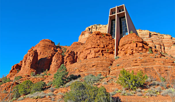 The Chapel in the Rocks, Arizona
