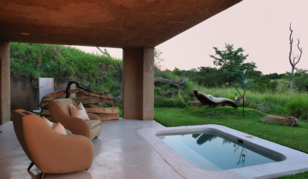 Earth Lodge, Sabi Sabi