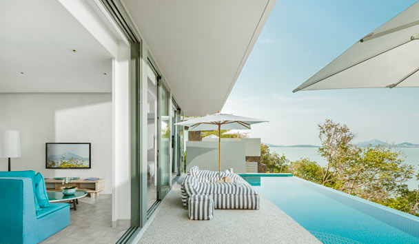 COMO Point Yamu: One Bedroom Villa