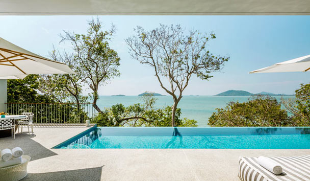 COMO Point Yamu: Two Bedroom Villa with Pool
