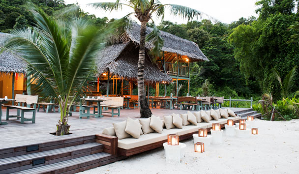 COMO Point Yamu: Private Beach Club