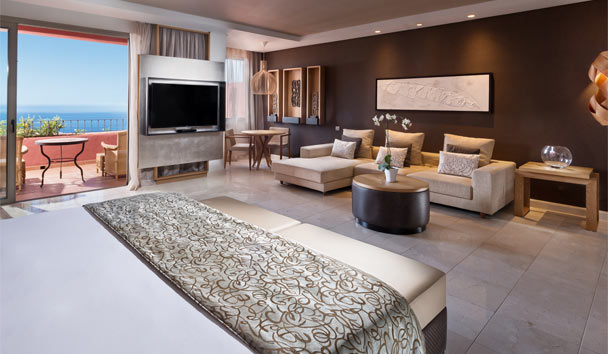 The Ritz-Carlton, Abama: Junior Suite