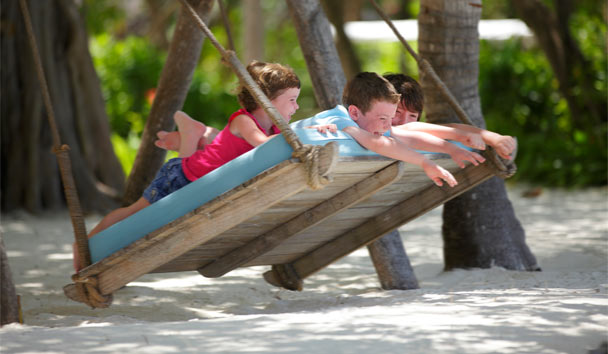 Four Seasons Resort Maldives at Kuda Huraa: Kuda Mas Children's Club