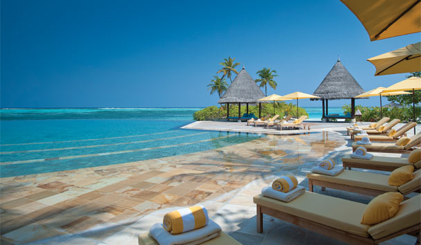 Four Seasons Resort Maldives at Kuda Huraa, Maldives
