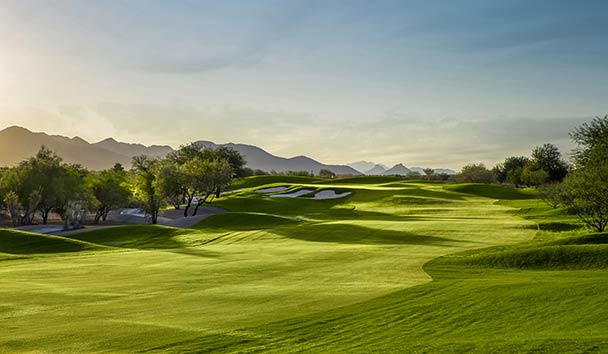 Scottsdale: TCP Golf Course