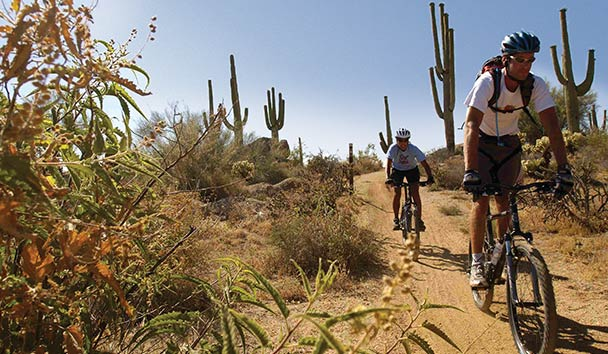 Scottsdale: Mountain-biking