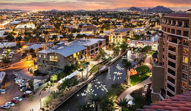 Scottsdale: Waterfront