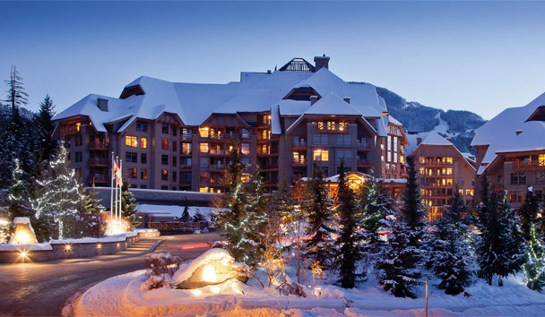 Top Twelve Luxury Hotels Around the World This Winter
