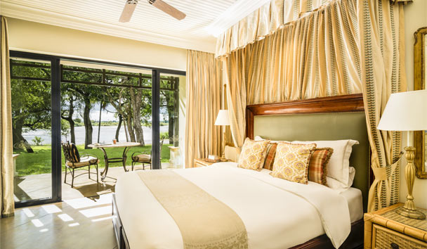 The Royal Livingstone Victoria Falls Zambia Hotel by Anantara: Livingstone Suite