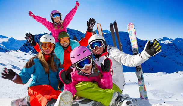 Best Family Ski Resorts in France