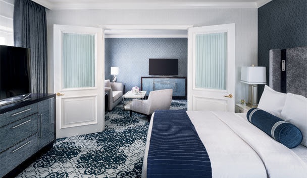 The Ritz-Carlton, San Francisco: One Bedroom Suite