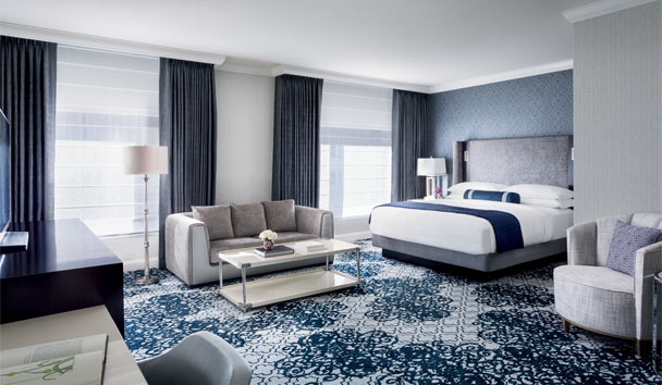 The Ritz-Carlton, San Francisco: Junior Suite
