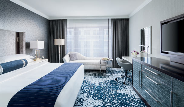 The Ritz-Carlton, San Francisco: Deluxe Guest Room