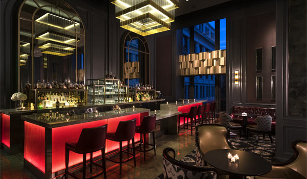 The Ritz-Carlton, San Francisco: Bar