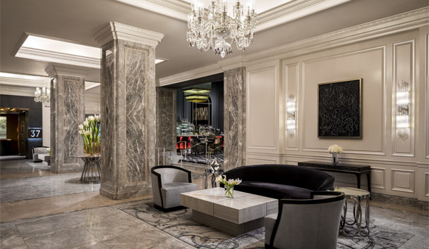 The Ritz-Carlton, San Francisco: Interior