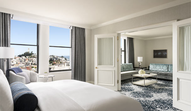The Ritz-Carlton, San Francisco: San Francisco Suite