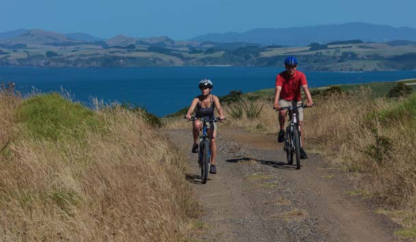 Kauri Cliffs: Cycling Trails
