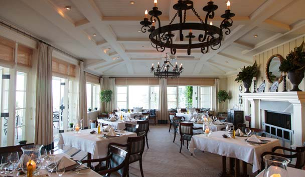 Kauri Cliffs: Main Dining Room