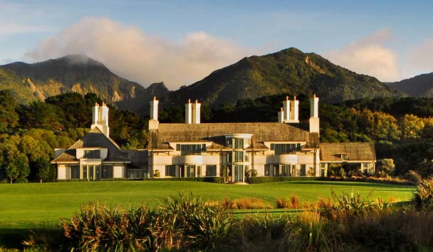 Wharekauhau Country Estate, New Zealand