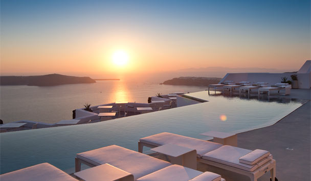 Grace Hotel Santorini, Auberge Resorts Collection: Infinity Pool