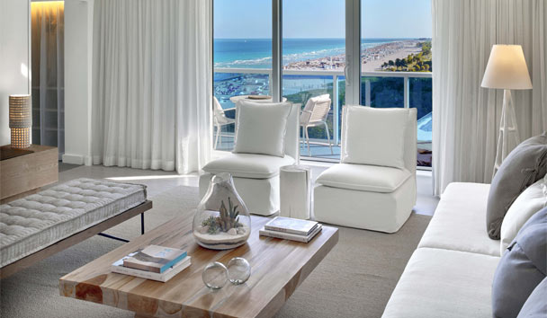 1 Hotel South Beach: Two Bedroom Suite