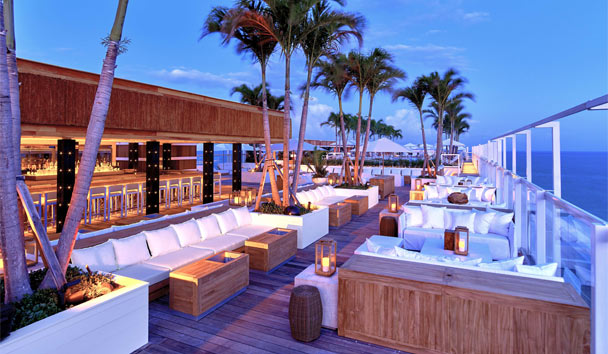 1 Hotel South Beach: Rooftop Bar And Lounge
