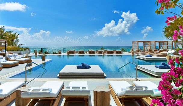 1 Hotel South Beach: Swimming pool