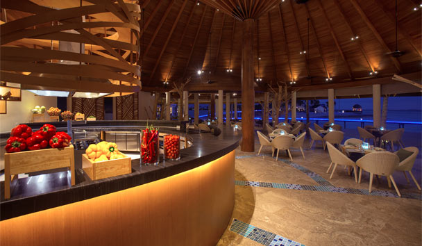 OZEN by Atmosphere at Maadhoo: The Palms restaurant