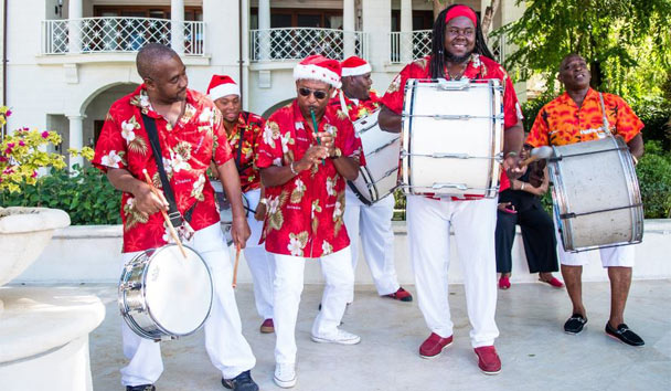 Barbados puts a Caribbean twist on Christmas