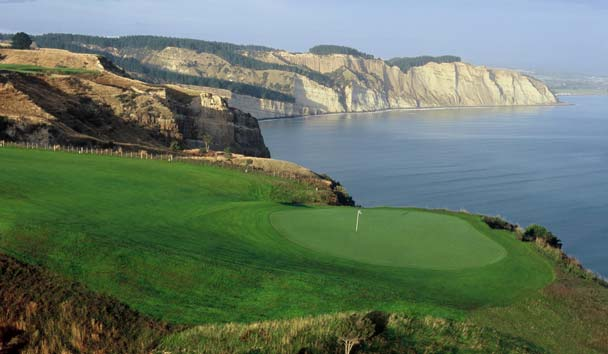 The Farm at Cape Kidnappers: Golf