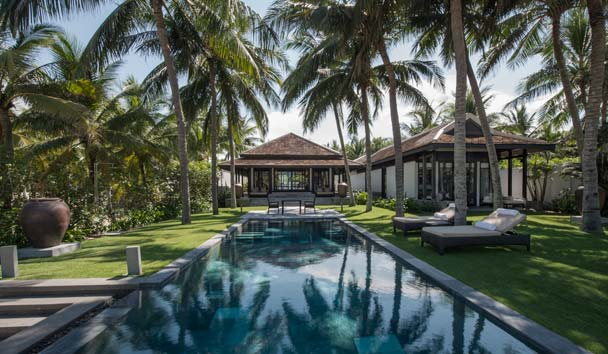 Four Seasons Resort The Nam Hai, Hoi An: Three Bedroom Hilltop Pool Villa