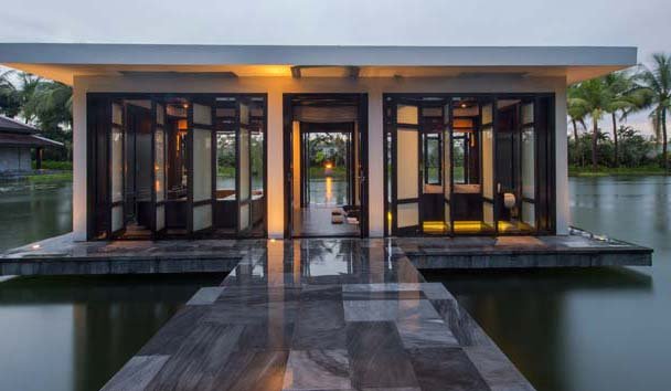 Four Seasons Resort The Nam Hai, Hoi An: Spa Relaxation Villa