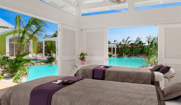 Eden Roc at Cap Cana: Luxury Spa