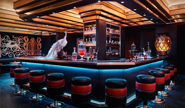 Faena Hotel Miami Beach: Saxony Bar