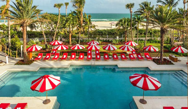 Faena Hotel Miami Beach: Swimming pool