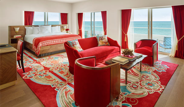 Faena Hotel Miami Beach: Faena Suite bedroom