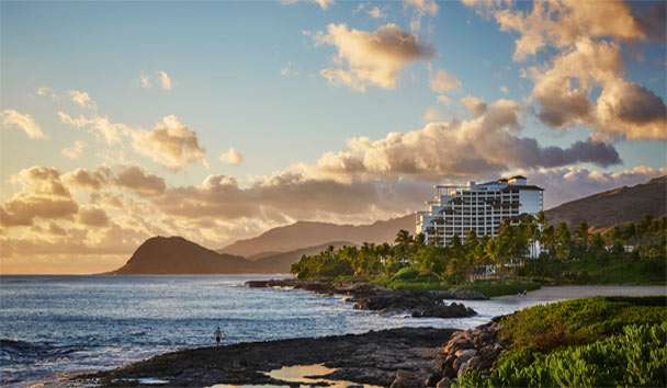 Four Seasons Resort Oahu at Ko Olina: Exterior and Surroundings