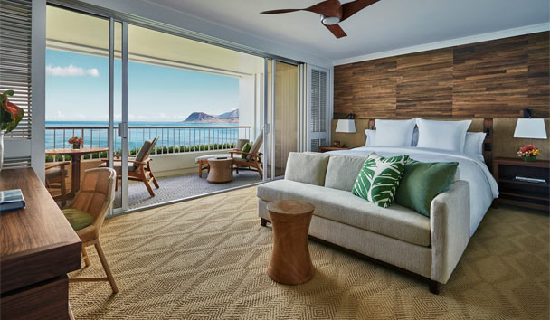 Four Seasons Resort Oahu at Ko Olina: Prime Oceanfront Room