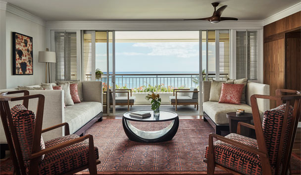 Four Seasons Resort Oahu at Ko Olina: Oceanview Suite