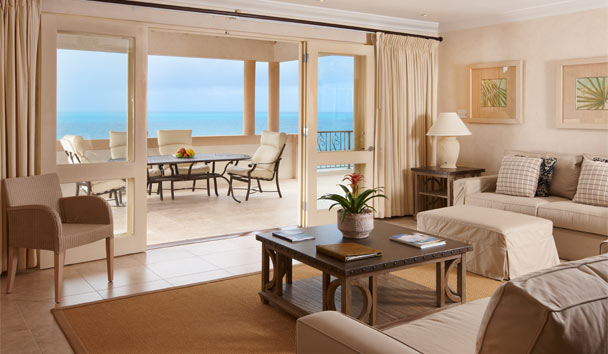 Blue Waters: Cove Suite