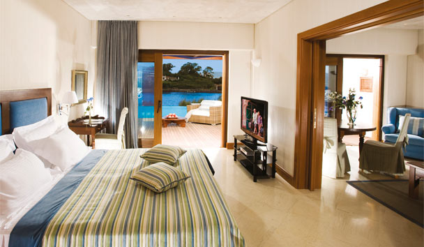 Elounda Bay Palace: Junior Bungalow Suite Sea View