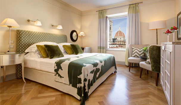Rocco Forte Hotel Savoy: Duomo View Room