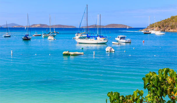 Best Caribbean Islands for 2017: Sailing in Antigua